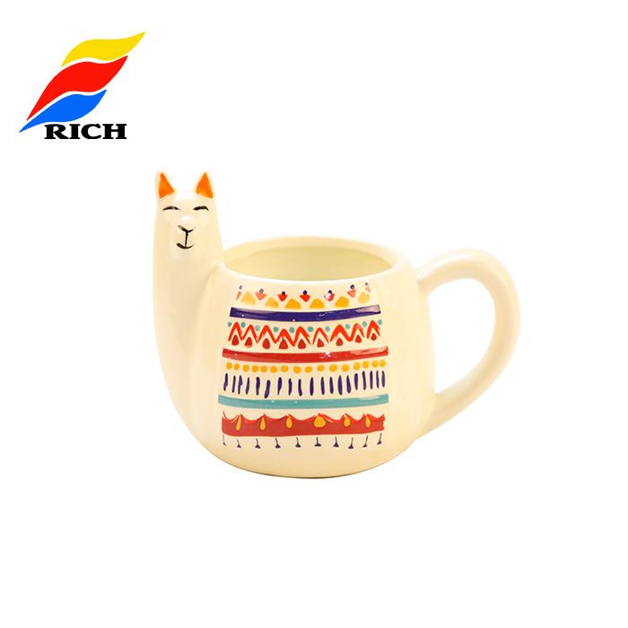 Персонализированные уникальный форма мультфильм улитка и кошка 3D животных питьевой Кружка Чашки