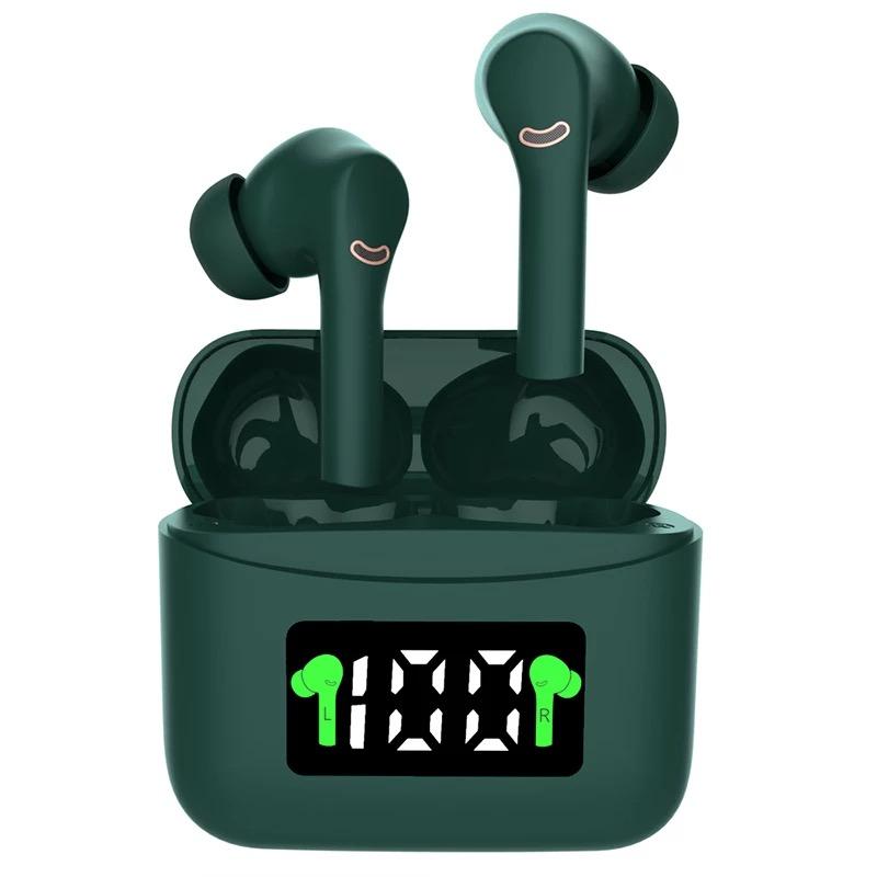 2020 new J5 Twin wireless earphone BT 5.0 tws mini bluetooth earphone earphone mini bluetooth earbuds with charging box - idealBuds Earphone | idealBuds.net