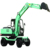 6ton digging machine excavator from China