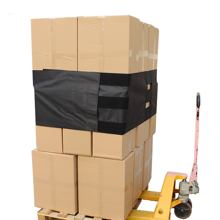Adjustable Pallet cargo multi-function strong Self-adhesive hook and loop belt straps