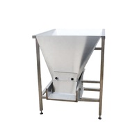 Vibration Hopper Linked Feeding Conveyor Vibrating Feeder