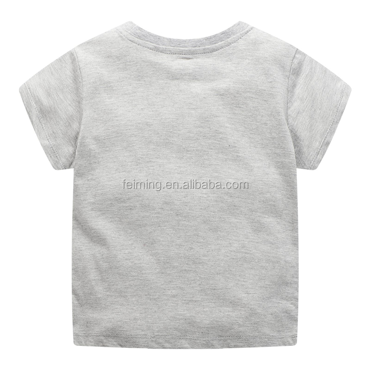 Baby Girls Cotton Short Sleeves Casual T Shirt For Girl
