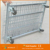 Foldable Galvanizing Pallet Containers Metal Box Wire Mesh Storage Cage