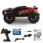 Rc Toy Rc Car Toy 1:14 New 2.4GHz RC Remote Control Car Professional Bigfoot Climbing Off-road Racing Car Model Toy