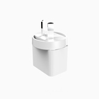 Charger Saa Charger 5W 10W 12W 15W Series Universal Portable Interchangeable Or Fixed USB Charger 5V 1A 2A 2.4A 2.5a With CE FCC SAA KC UL Etc