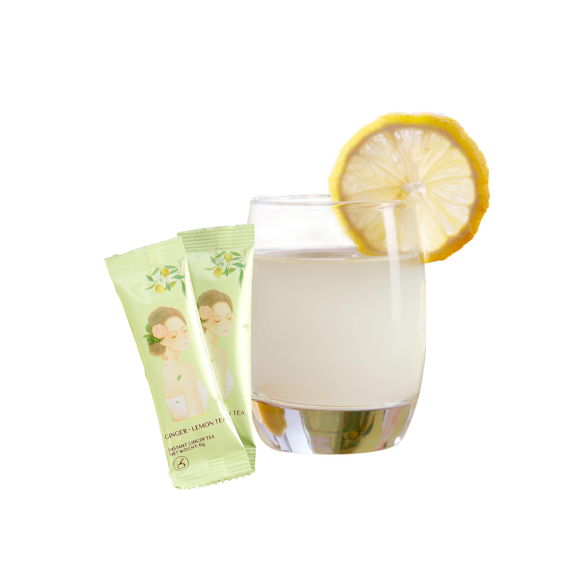 ginger crystal tea Improve Male Fertility best ginger tea ginger lemon tea