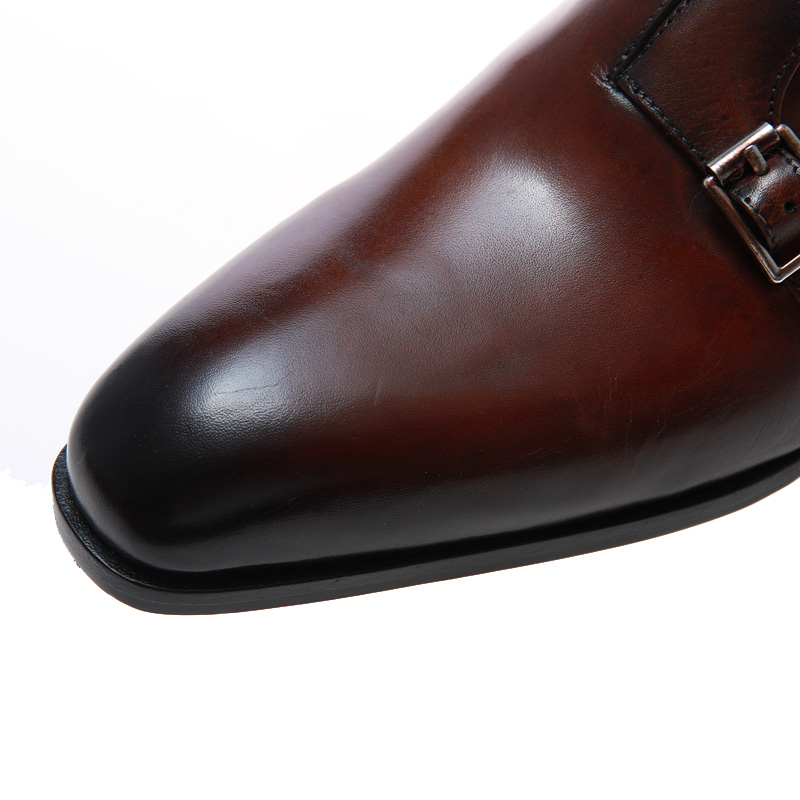 Dress jobs in china boot leather tuxedo formal handmade casual breathable rubber sole sheet office shoes for men