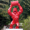 /product-detail/custom-outdoor-richard-orlinski-fiberglass-wild-kong-oil-gorilla-statue-62397519119.html