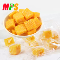 New Product Rich Mango Flavored Soft Candy Jelly Candy with Cugar Coated