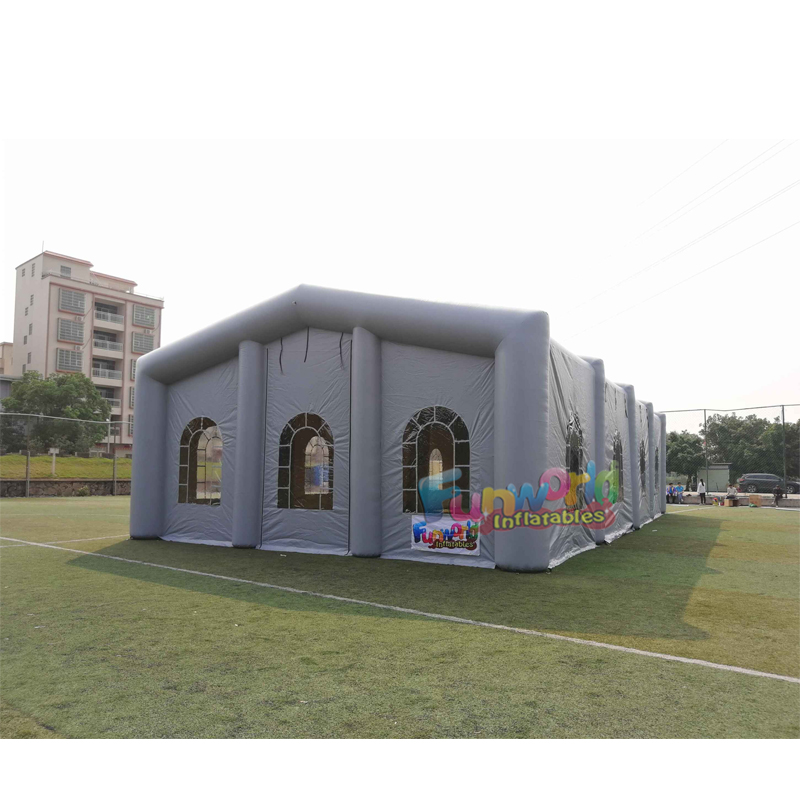 China manufacturer inflatable tent 20x10 meter inflatable shelter tent tents for events inflatable