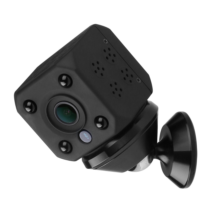 Howell kablosuz taşınabilir pil powered oem odm wifi güvenlik kamerası mini casus gizli kameralar ip kamera WJ03 720P