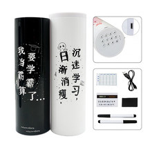 Умный пенал с паролем, большая емкость, канцелярские товары, мультяшный узор, держатель ручки, кодовый замок, домашняя сумка для хранения(Китай)