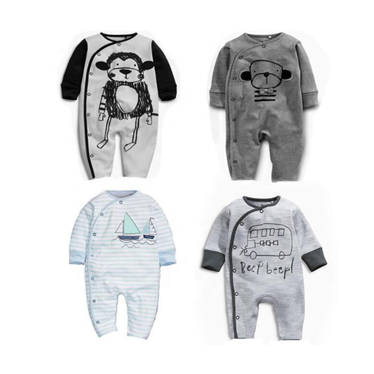 Feiming industrial baby romper set latest design boys names clothes infant clothing