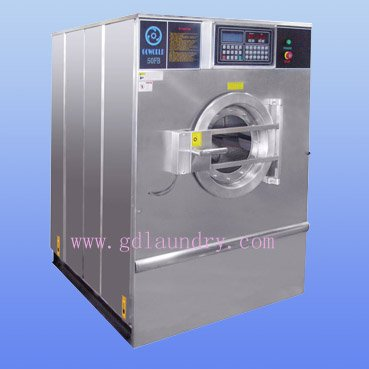 8kg-50kg hard mounted type industrial and commercial washing machine