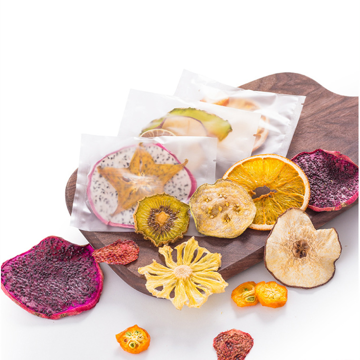 High vitamin C Handmade Combination Dried Fruit Tea rich in nutrients for skin beauty and immune booster free design - 4uTea | 4uTea.com
