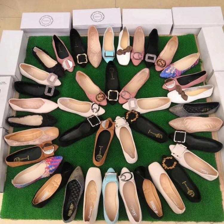 2020 summer hot-selling women shoes Latest Design women high heel wholesale manufacture in china