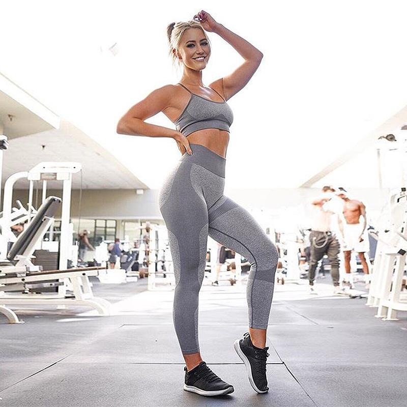 Fitness Yoga Wear Sports Bra