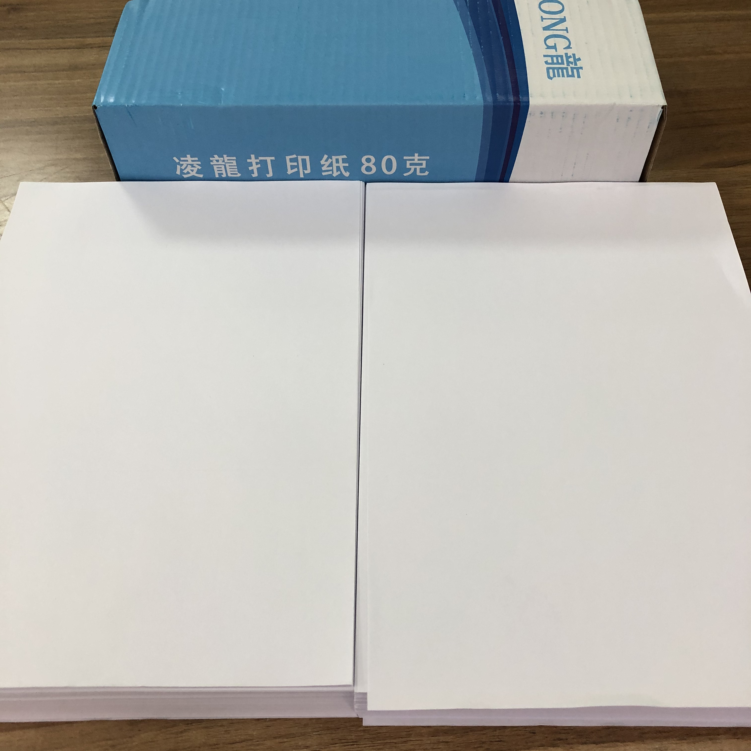 High quality double A4 copy paper for office bisector paper convenience