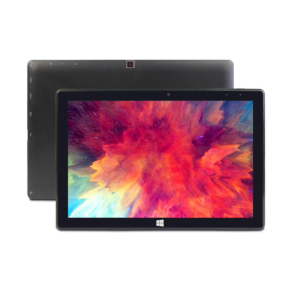 Yeni 4GB 64GB 2 in 1 tablet dizüstü PC 10 inç IPS Windows Tablet PC için 2 in 1 tablet PC