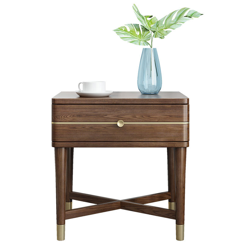 product-modern wooden bedside table nightstands newly listing latest dark color movable creative who-2