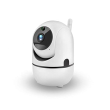 720P WiFi Beveiliging IP Camera babyfoon Pan/Tilt Cloud service 2-Way speak bewegingsdetectie body tracking afstandsbediening