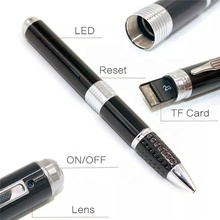 HD 1080P Video Menulis Spy Pen <span class=keywords><strong>Kamera</strong></span> CCTV Mini Smart Tersembunyi <span class=keywords><strong>Pena</strong></span> <span class=keywords><strong>Kamera</strong></span>