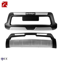 Factory Price Front And Rear Skid Bar Bumper Protection For Nissan Qashqai 2007-2015