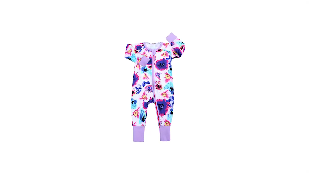 Long Sleeve Autumn Spring Newborn Infant Baby Girl Clothes Romper