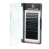 10MM D 0.05 curl 16 lines Korean fiber black brand colorful package name own brand individual eyelashes extension