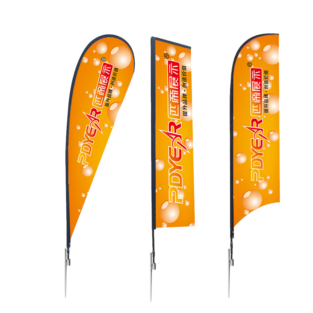 outdoor banner beach flagpole tires sale now open house workshop car wash swooper custom printed feather <strong>flag</strong> with spike base