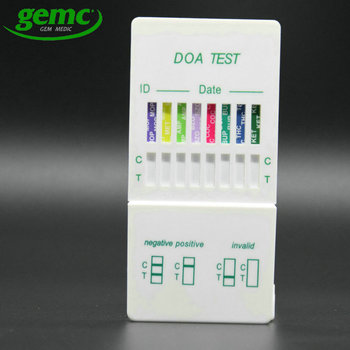 Medical Buprenorphine Rapid Drug Test BUP/BUPRENORPHINE/SUBUTEX Urine Dug Test
