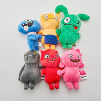 brinquedos Ugly doll plush toy lalafanfan Child animation doll birthday gift bag plush toys