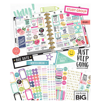 Weekly Reminder Important Appointment Busy Schedule Calendar Planner Stickers