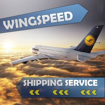 reliable swift cheapest professional DHL/UPS/EMS air freight to uk