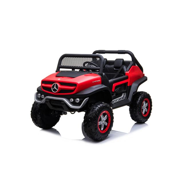 Licensed Unimog Kids UTV Power Wheel ride on cars electric car kids 24v battery kids car for children driving