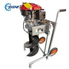 garden machine ground drill manual earth auger