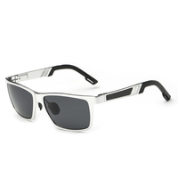 good quality mens vintage uv400 sport aluminum sunglasses