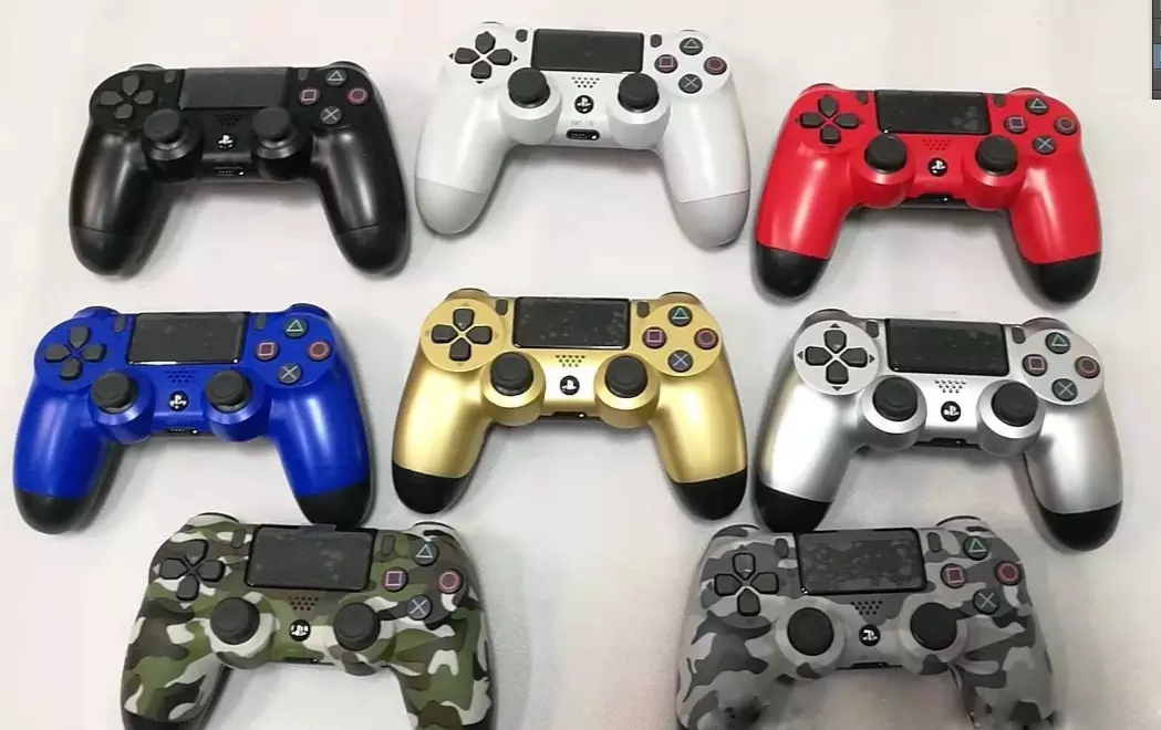 Hot selling Bluetooth Arcade Gamepad 200 Ps4 controller Joystick Price For Sony Ps4 Pro 1th Console