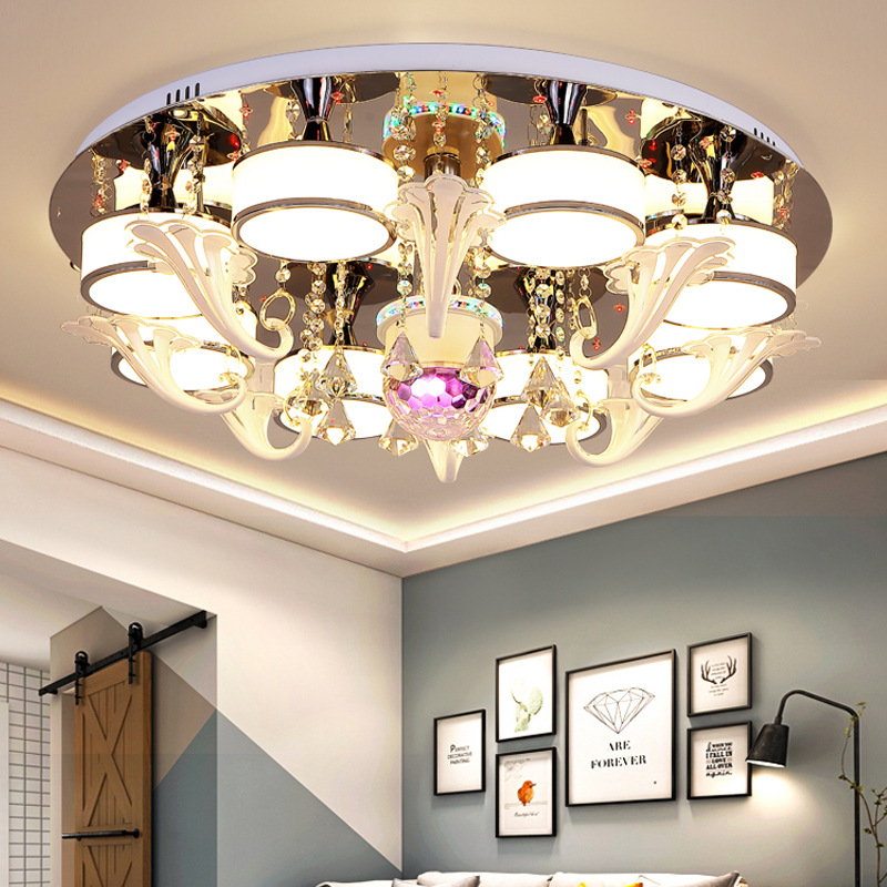 Hot sale ceiling light with bluetooth music modern led ceiling light bluetooth speaker for 2021