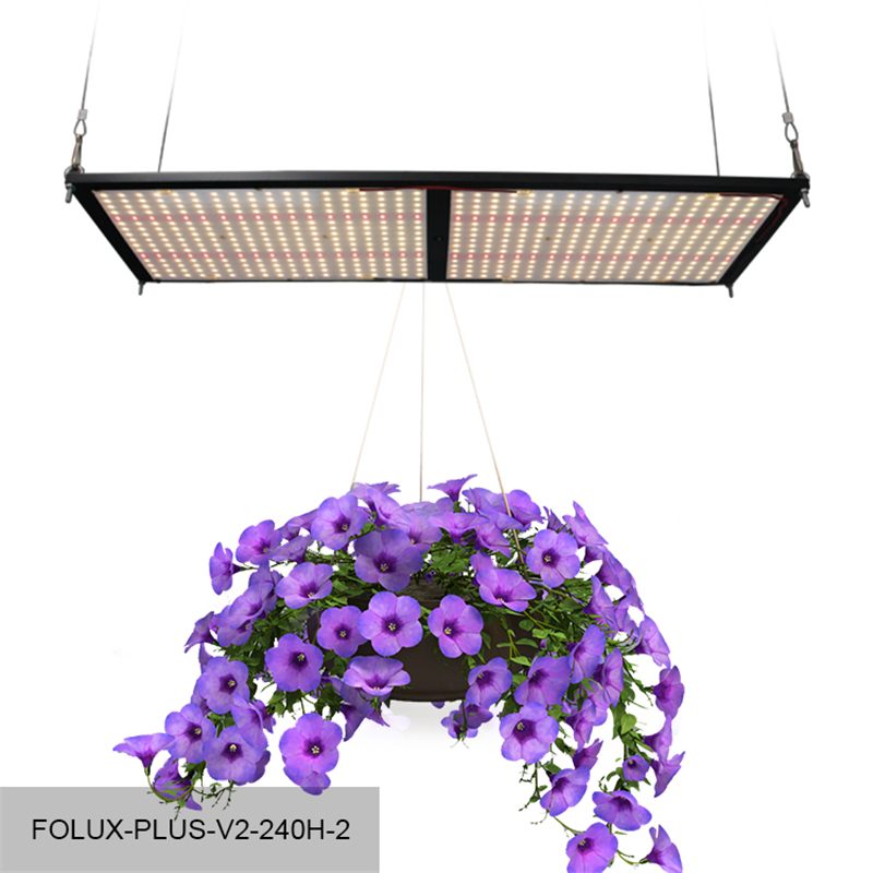Meijiu Samsung lm301B 240W QB 288 Board Full Spectrum Led Grow Light With Far Red 660nm For Indoor Plants Led Growlights