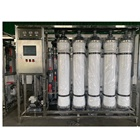 Industrial water treatment equipment ultra filtration systems