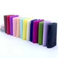 Colored Crepe Paper Roll/Gift Wrapping Paper Roll