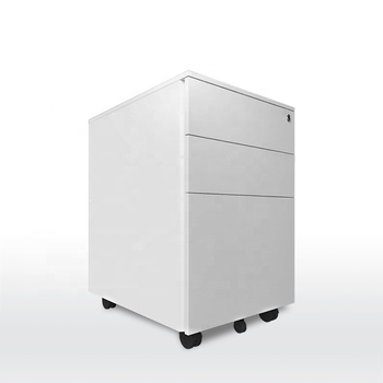 Office Equipment for A4 File Cabinet moving storage cabinet drawers filing cabinet Mobile Pedestal