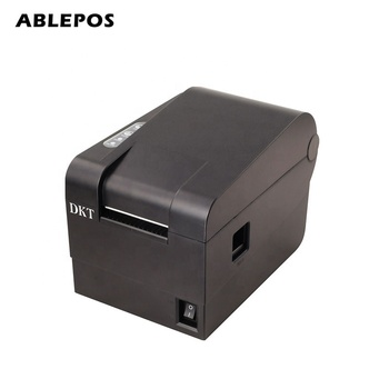 POS 58mm  paper size barcode  printer thermal driver