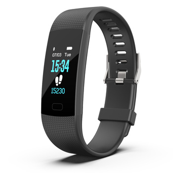 2019 Best Selling Y1 Watch Waterproof IP68 Private Label Activity Bluetooth Fitness Tracker