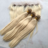 Cuticle Aligned Raw Virgin Hair , High Quality Brazilian Hair Bundles , Unprocessed Hair Extension