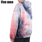 Dye Hoodies Cotton Hoodies Wholesale Factory Price Tye Dye Hoodies 100% Cotton French Terry Tie Dye Hoodies
