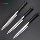 German Stainless Steel 240/270/300mm Sashimi Fillet Knives Kitchen Fish Slicing Cooking Knife Salmon Sushi Knife