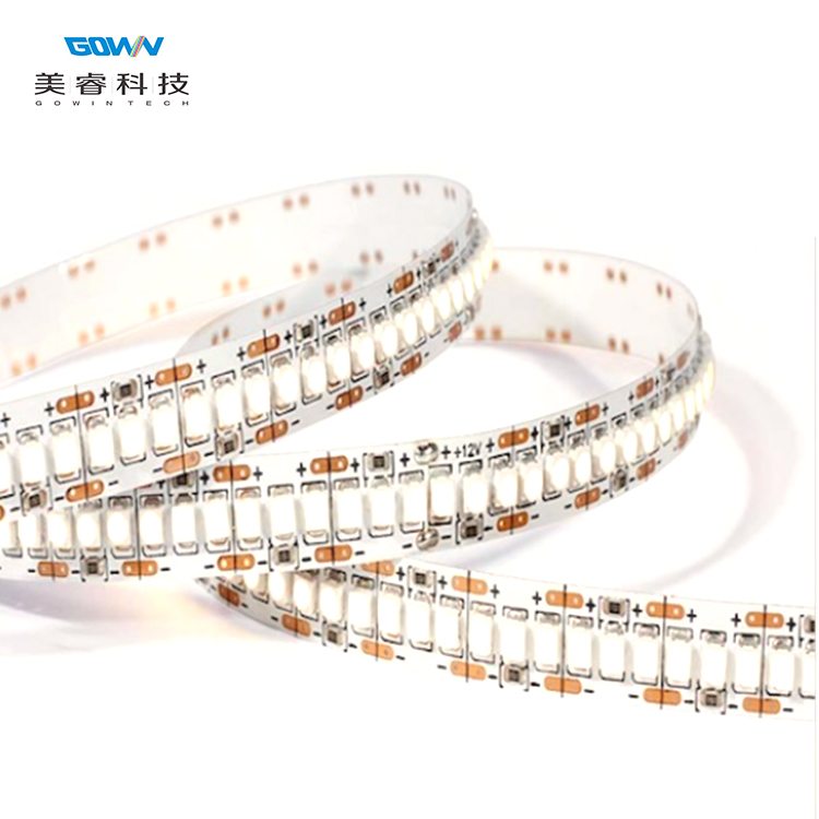 China Cheap Price Ce Rohs Listed Fully Dimmable High Bright Flexible SMD 3528 Strip Led Lights