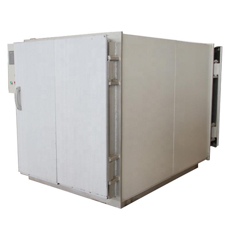 Automatic mushroom autoclave sterilizer
